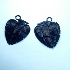 Picture of print of Green Day American Idion Heart Grenade
