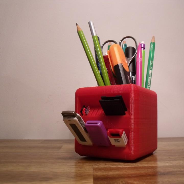 Little Box Pen Holder