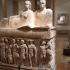 Sarcophagus with the Legend of Achilles image