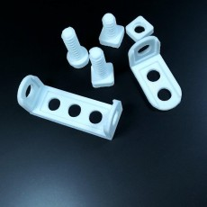 Picture of print of Meccano spare parts