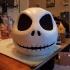 Halloween Jack Skellington print image