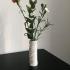 Flower Swirl Vase image