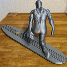 Picture of print of Silver Surfer