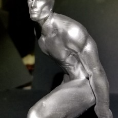 Picture of print of Silver Surfer 这个打印已上传 Cyrus Park