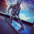 Silver Surfer print image