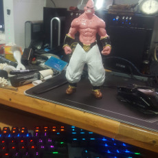 Picture of print of Dragon Ball Zs Super Buu!