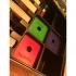 Ticket to Ride Play pieces box with slide lid image