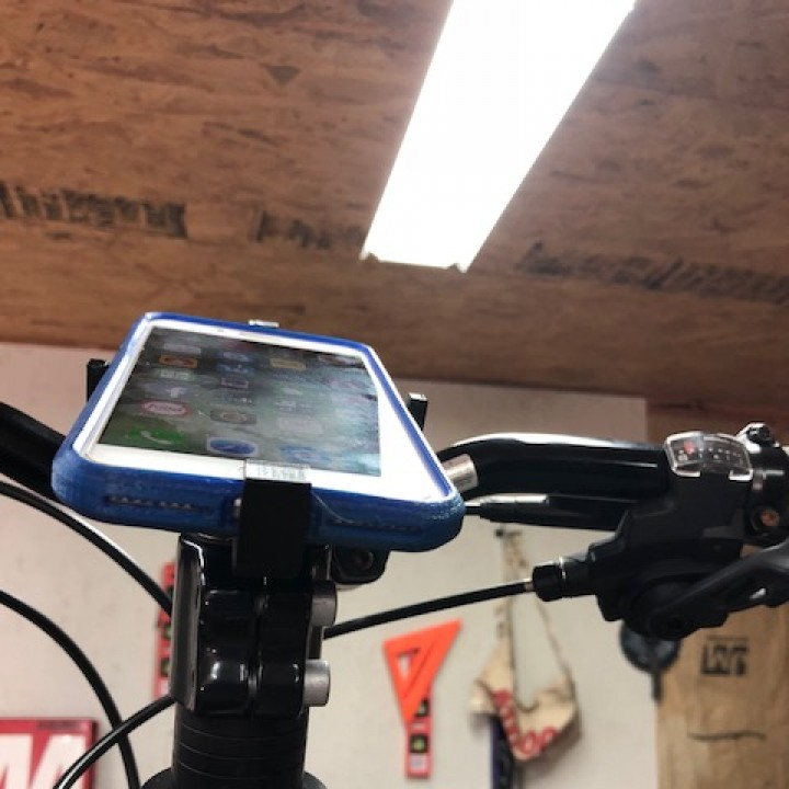 Iphone 7 Plus Holder for MTB