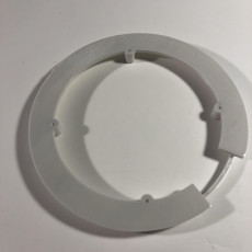 Picture of print of 144mm 4 bolt fr sprocket guard