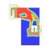 Topology Optimized Spool Holder image