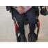 Lateral Leg support for Wheelchair image