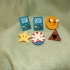 Adventure time Button pack image
