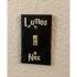 Harry Potter Lumos/Nox Light Switch Plate image
