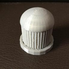 Picture of print of Tire valve cap!