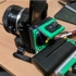 Cooling fan mount for Tripod and Sony NP Battery image