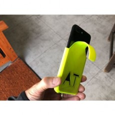Hand-Held Assistive Phone holder for Galaxy Note 8 and Iphone 7