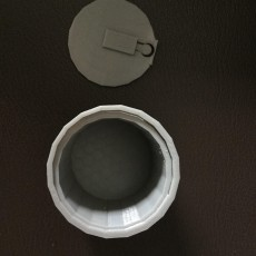 Picture of print of chug jug
