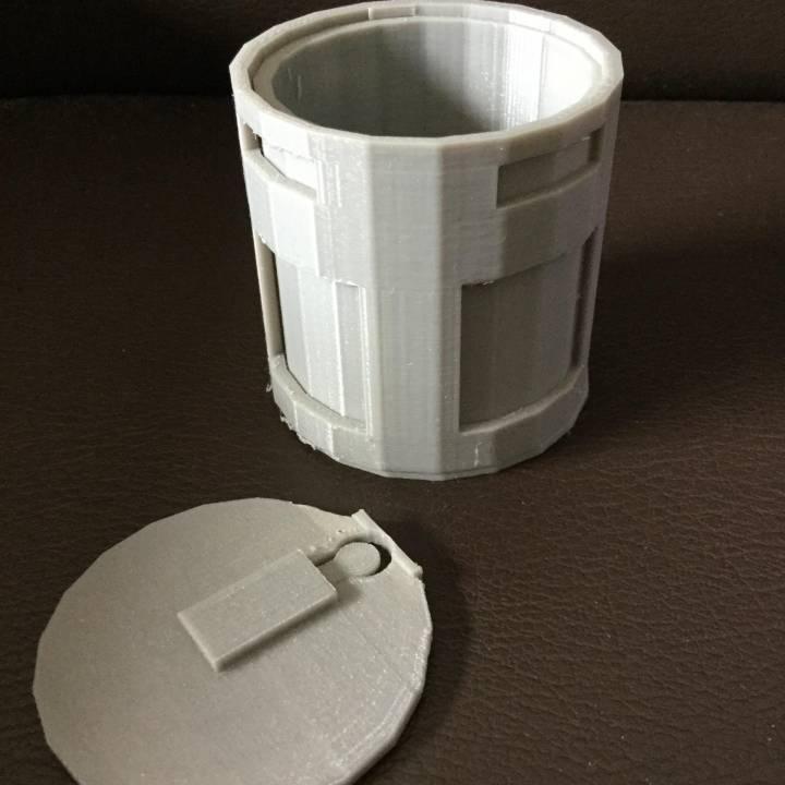 graphic regarding Chug Jug Printable named 3D Printable chug jug by way of alexander cooper