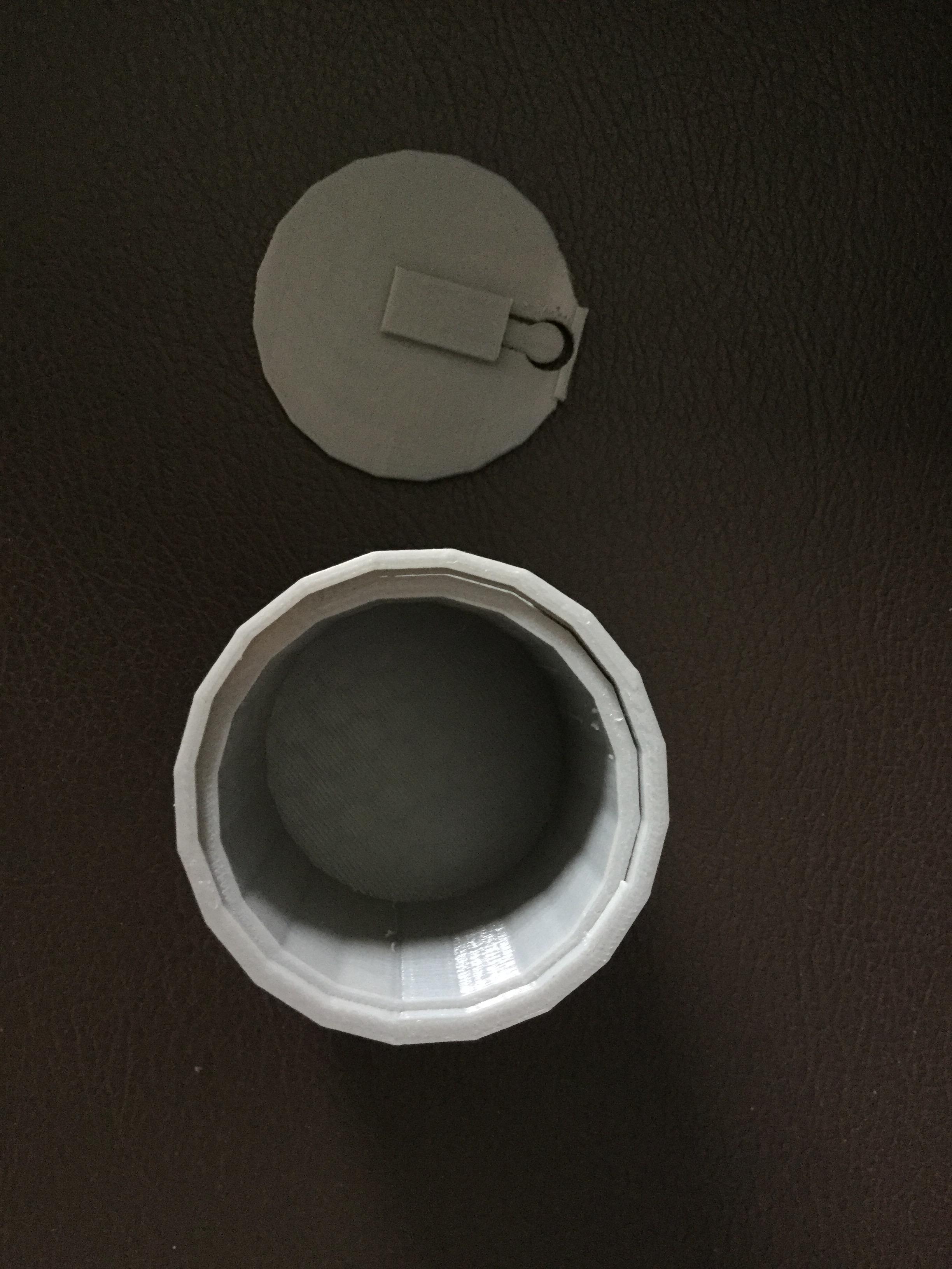 photo regarding Chug Jug Printable identified as 3D Printable chug jug via alexander cooper