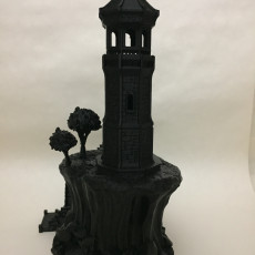 Picture of print of The Elder Lighthouse
