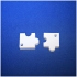 puzzle keychain print image