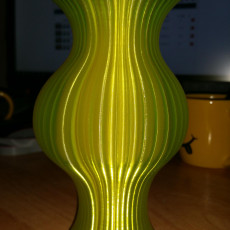 Picture of print of Monocoil Vase