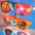 Sunglasses holder middle finger image