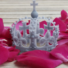 Picture of print of Crown