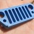Jeep Wrangler - keychain image