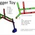 Clickaloo Digger Toy image
