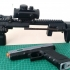 PDW kit for Glock 18C AEP (cm030 CYMA) image