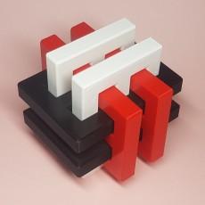 Gordian's Knot 3D Puzzle