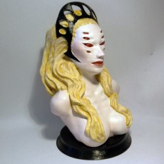 Bust of The Stalk from Saga