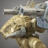 Mechwarrior Catapult Assembly Model warfare set image
