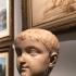 Roman Marble Portrait Head of a Boy image