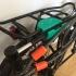 Kryptonite bike lock storage for Dahon bike racks image