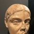 Head of a woman image