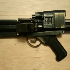 Picture of print of Star Wars Storm Trooper Blastech E-11 Blaster Rifle by Blaster-Master