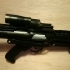 Star Wars Storm Trooper Blastech E-11 Blaster Rifle by Blaster-Master print image