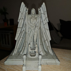 Picture of print of Meridia's Shrine