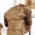 Torso of a Roman military image