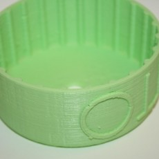 Picture of print of wheel for hamsters