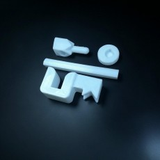 Picture of print of 3D Printing Nerd Quick Pivot Filament Arm (older version)