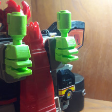 Picture of print of Megazord Cannon