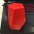 New Geometric Shape - SCUTOID - by 3Dörtgen print image