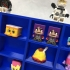 Minecraft & Shopkins Display Shelf image