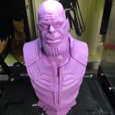 Picture of print of Thanos (Infinity War) bust Esta impresión fue cargada por Mark Brown
