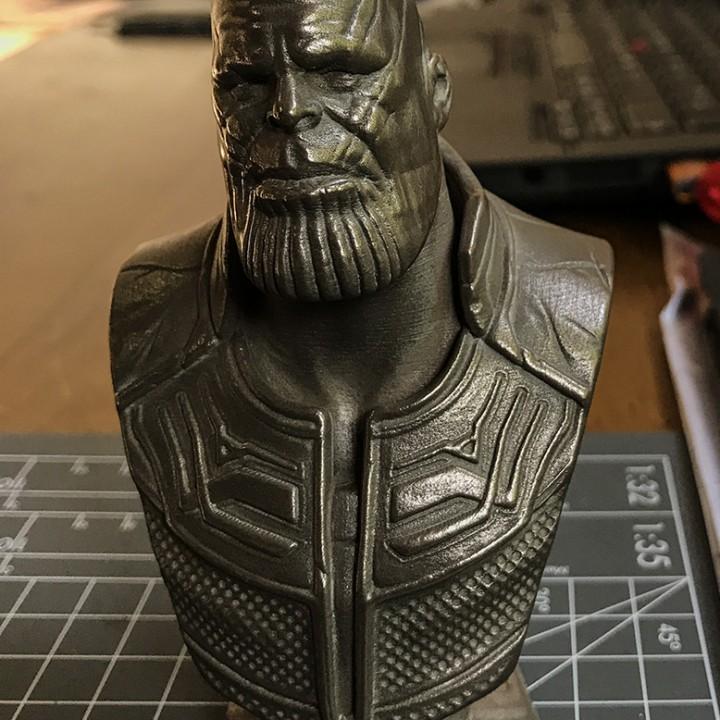 Thanos (Infinity War) bust
