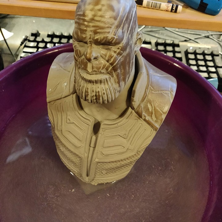 Thanos (Infinity War) bust