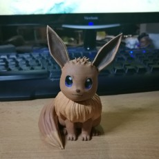 Picture of print of Shiny Eevee